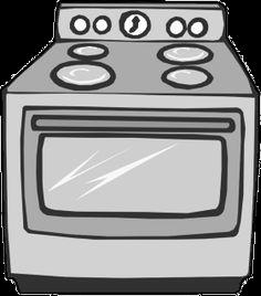 illustration of cookstove